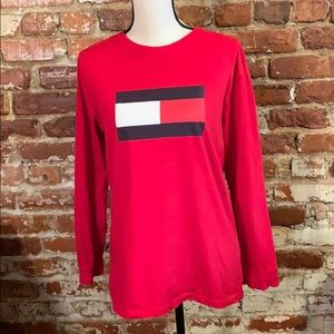 Tommy Hilfiger long sleeve tee USXL